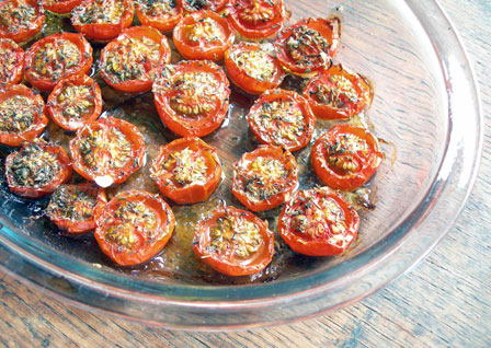 sunblushed tomatoes