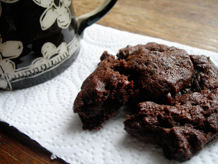 For A Journey Triple Threat Chocolate Cookies Kitchenist