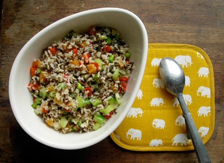 Favourite Rice Salad