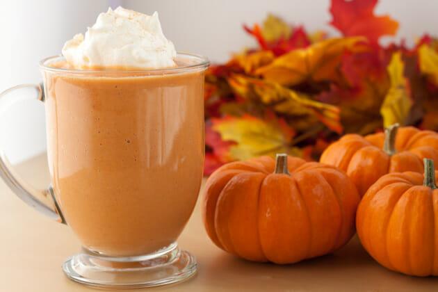 Pumpkin-Smoothie-Recipes