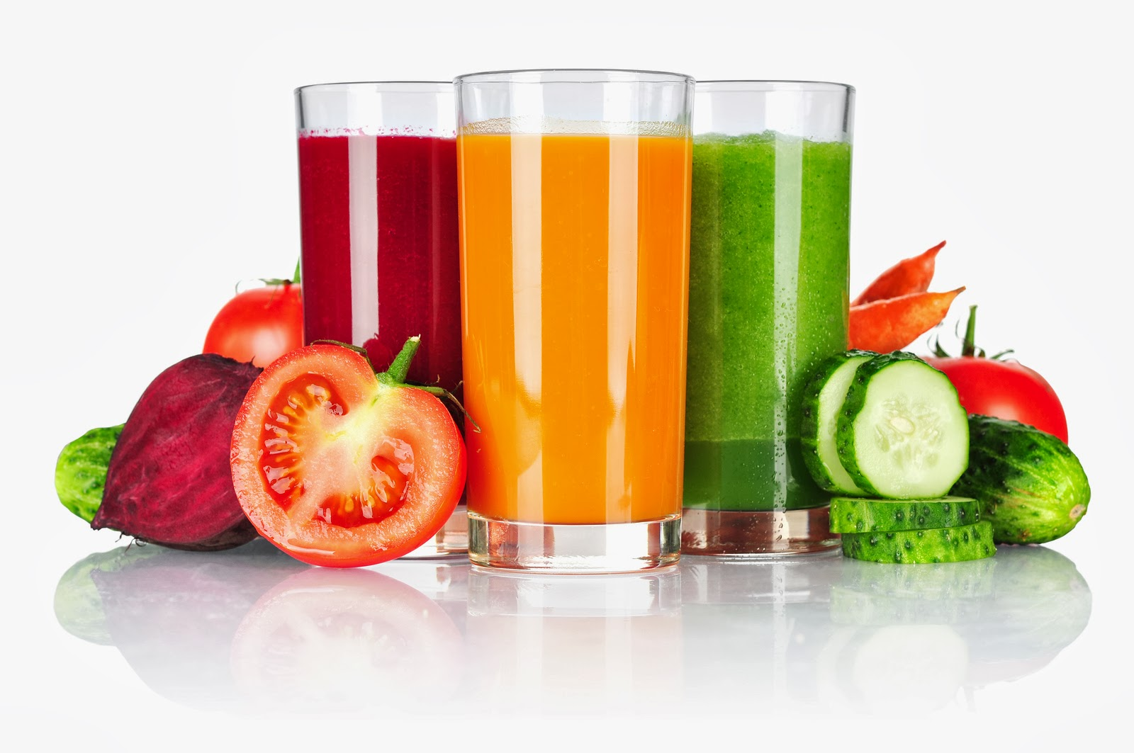 Vegetable-Smoothies