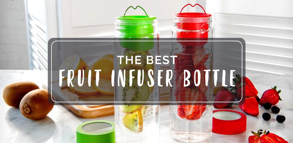 Best Fruit Infuser Water Bottle