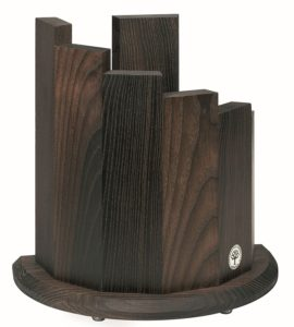 Boker 30402 Wood Magnetic Knife Block