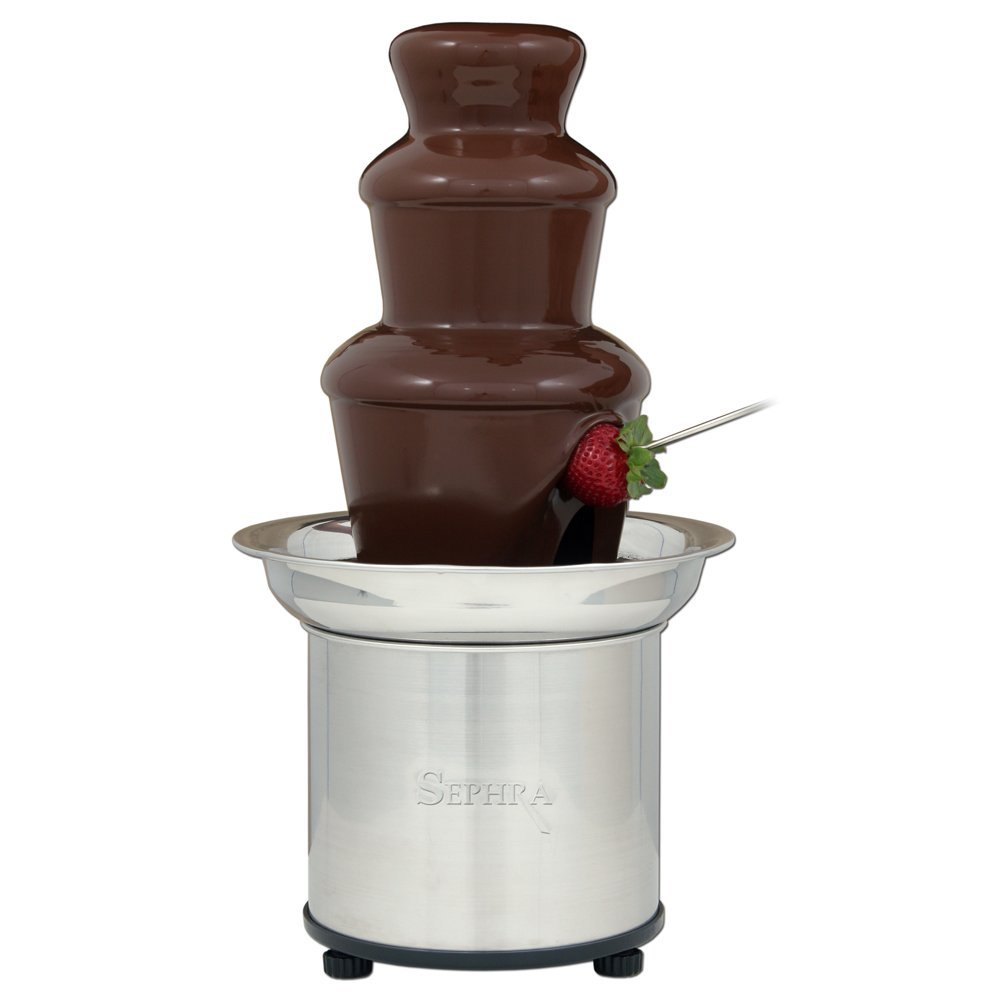 Sephra 17302 The Select 16 Inch Stainless Steel Home Fondue Fountain review