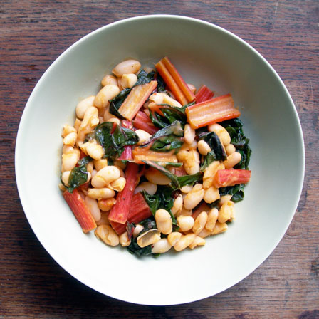 chard-and-beans