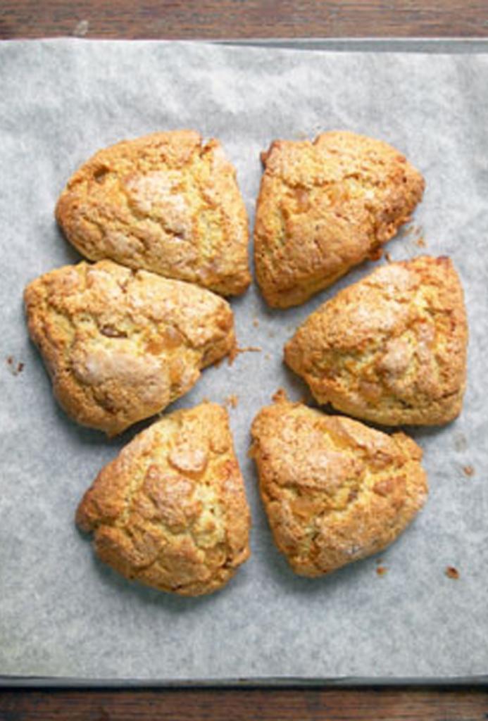 ginger-cream-scones