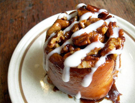 Birthday Sticky Buns